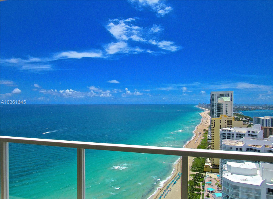 16699 Collins Ave Apt 4310 View