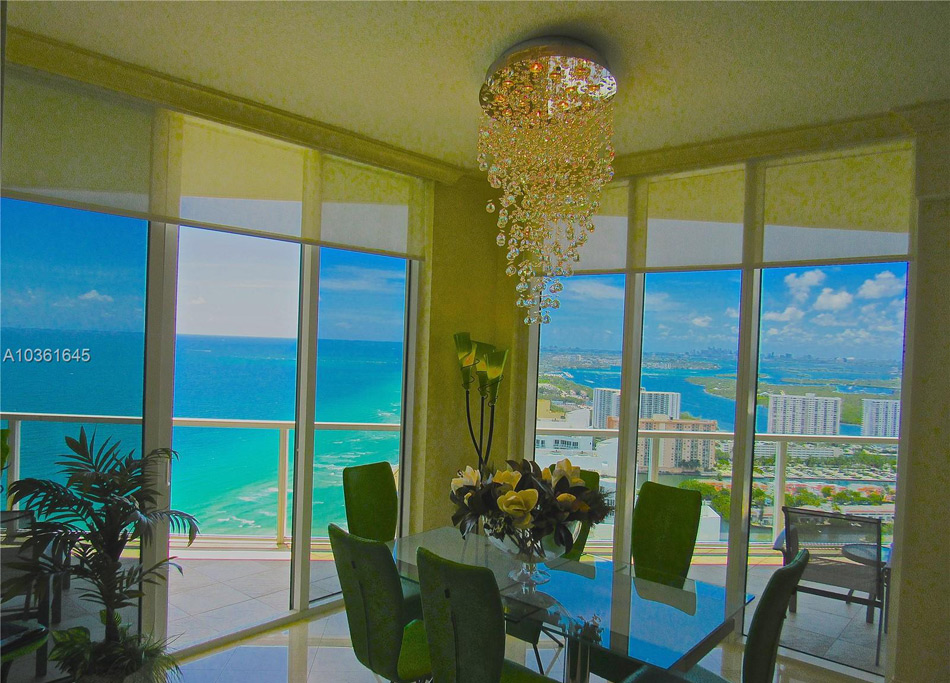 16699 Collins Ave Apt 4310 Dining View